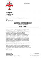 annexe numéro 1 au PV 9 mars 2021
